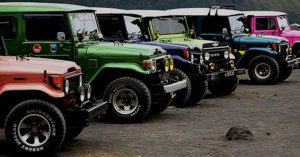 Rental Jip Bromo Start Point Malang 2021